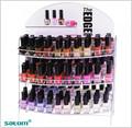 De China venta al por mayor precio menor nail polish display merchandiser
