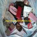 Günstigen preis aus zweiter hand artikel großhandel, gebrauchte kleidung, gürtel, Schuhe& handtasche aus china für Afrika