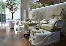 Leisure Nail Spa Massage Chair For Nail Salon