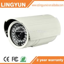 high resolution 1.0megapixel security camera
