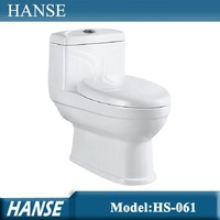 HS-061 India market A grade ceramic vortex toilet