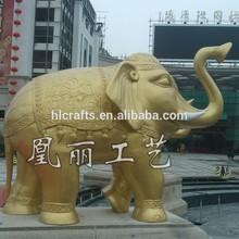 Animal Elephant Large Sculpture For Sale