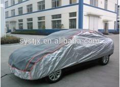 Folding hail proof car cover