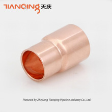 T503-AS18/15 Copper Reducer Copper Reducing Socket Copper End Connector Concentric ACR used AS3688