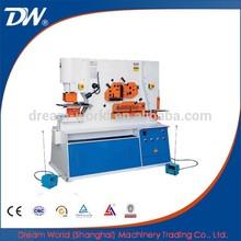 Q35YL-90 Hydraulic Iron Worker Machinery , channel cutting machine
