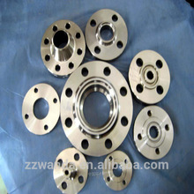 Types of pipe flanges used in piping systems | Flange raised face (RF)