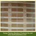 Rideau romain/store plissé pour la fenêtre