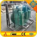 Top quality temperado vidro float prateleiras