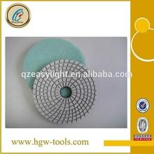 Quanzhou manufacture wet granite polishing pad