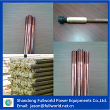 Copper Clad Steel Earthing Rods - Lightning Prevention Systems