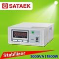 3000va / 1800 w puissance groupe électrogène avr régulateur automatique de tension