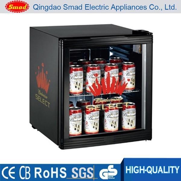 small appliance showcase refrigerator mini display fridge. Black Bedroom Furniture Sets. Home Design Ideas