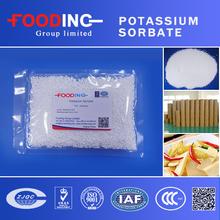 Preservatives For Sauce Potassium Sorbate White Granular Chemical