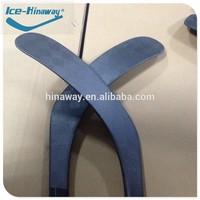 lightest ice hockey sticks/ 430g/pcs top grade famous brand carbon fiber ice hockey sticks factory directly sales