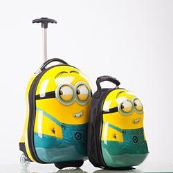 China wholesale cute trolley travel bag for kids,kids trolley school bag