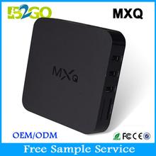 2015 best selling B2GO MXQ S805 Quad Core fulling hd 1080p porn video android tv box 4 2 2