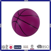China manufacture hot selling custom basketball ball for sale