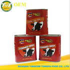 Best selling products 340g canned corned beef