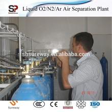 Cryogenic Oxygen Gas Plant Oxygen Gas Cylinder Filling System