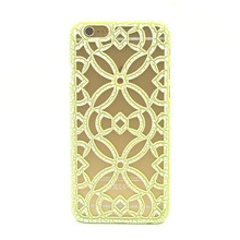 Low price china mobile phone china crack clovers Plastic Case For Iphone 5/5C/4S