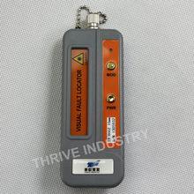 10mW Mini Visual Laser Source TY-6002 Fiber Optic Cable Tester 10KM Test Laser Red light optic fiber visual fault locator