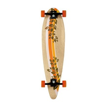 Winmax beach series maple skate board,canadian maple wood skateboards