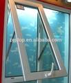 rotura de puente térmico de diseño de imagen de ventanas de aluminio