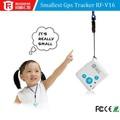 Mini gps rastreador gsm para proteger a criança/o velho/deficientes/pet etc