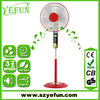 high power stand fan with rechargable battery manufacturer