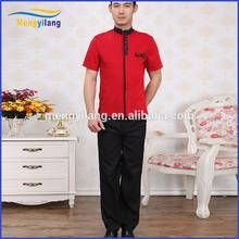 hotel staff uniform hotel restaurant uniform for waiter