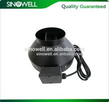 Indoor garden inline fan 240/650/920/1039/1600 CFM for hydroponics