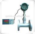 Precisión de medición de flujo de gas natural válvula