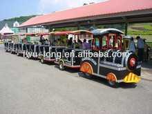 Fwulong Outdoor Amusement Park Electric Tourist Mini Train
