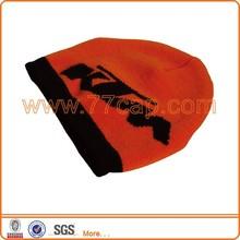 Custom design logo embroidered man winter hat fashion