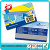 printing access pvc business card cheap price