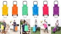 New Design Popular 2-Wheel Hand 2015 Shopping Trolley Bags