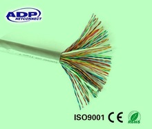 Wholesale customized indoor outdoor cat5 50 pair telephone cable