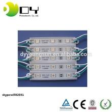 Epistar 3chips smd 5050 Led module green color