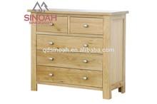 oak furniture hot sale bedroom cheap wooden chest