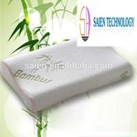 Sleep bed comfort bamboo molded memory foam chips