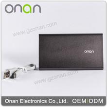 Onan China Exporter Promotional 5000Mah external power bank battery for laptop