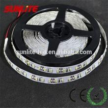 Decorative led strip light 12V R/G/B/Y/W colors/ led flexible strip