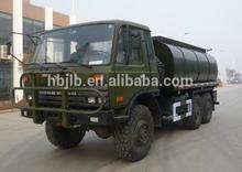 EQ5120G Dongfeng 6x6 off road fuel tank truck