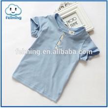 boys 100% organic cotton comfortable t-shirt