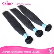 2015 wholesale 100% raw natural black cheap virgin malaysian hair