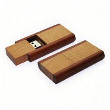 paypal accept high speed Recycle Wooden USB Flash Drive