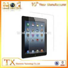 sell in Alibaba express for ipad 5 screen protector MOQ 50PCS