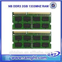 in big stock laptop DDR3 ram memory