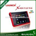 2015 Global Version than Launch X431 Pad Original Launch X431 Pro Auto Diagnostic Scanner x431 V+ Multi-Language