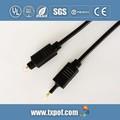 Audio digitale ottico toslink superiore in plastica di qualità impregnato tipo toslink a toslinktx- TP- 020